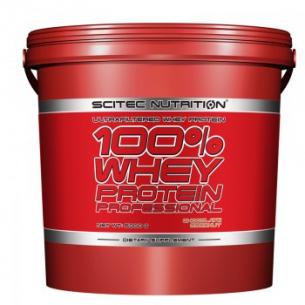 100% Whey professional  5kg  (Gusto cioccolato)
