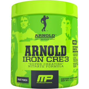 Iron Cre3 - 120g  Arnold series