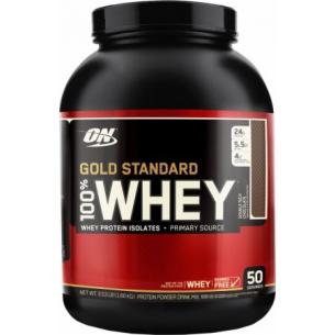 OPTIMUM NUTRITION - 100% Whey Gold Standard 2270 g