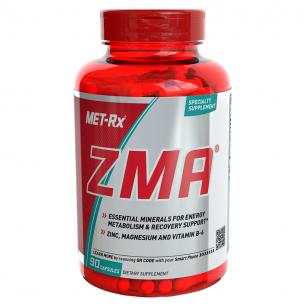 MET-Rx - ZMA HP - 90 cpr