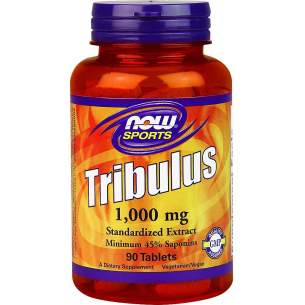 NOW FOODS - Tribulus 1000mg - 90 cpr