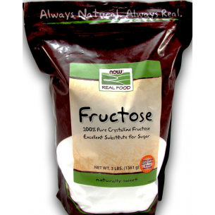 NOW FOODS - Fructose 680g