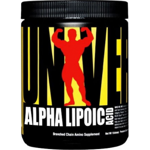 UNIVERSAL - Alpha Lipoic Acid 200mg - 60 caps