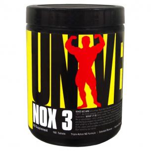 UNIVERSAL  - Nox 3 - 180 cpr