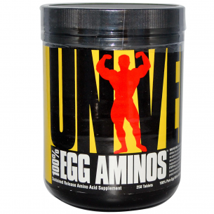 UNIVERSAL -  100% egg aminos - 250 cpr