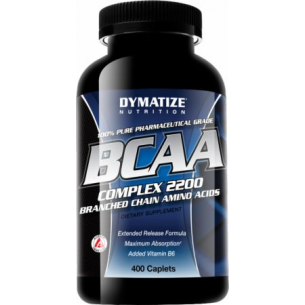 DYMATIZE - BCAA Complex 2200 - 400 cpr