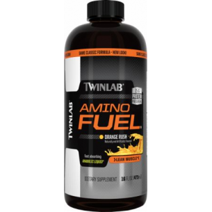 TWINLAB - Amino Fuel Liquid