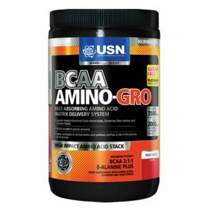 USN - Bcaa Anabolic amino gro - 306 g