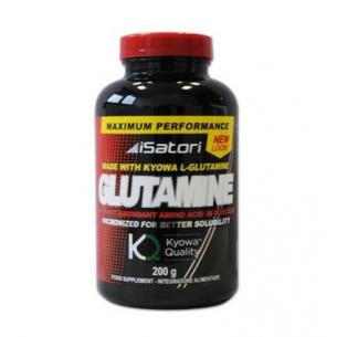 ISATORI - Glutamine Kiowa - 200 g