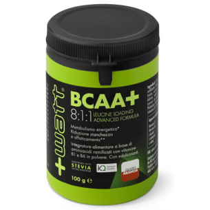 +WATT - BCAA+ 8:1:1 - 100 g