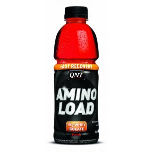 QNT - Amino Load - 12 bottiglie da 500 ml