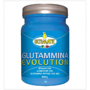 ULTIMATE ITALIA - Glutammine Evolution  200 g