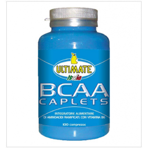 ULTIMATE ITALIA - BCAA  Caplets 200 cpr