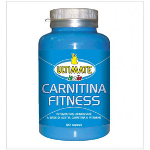 ULTIMATE ITALIA - Carnitina Fitness 120 capsule