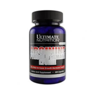 ULTIMATE NUTRITION Arginine Pyroglutamate Lysine 100 capsules