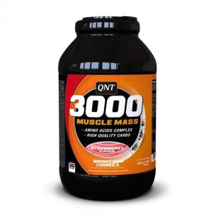 QNT - 3000 Muscle Mass 1,3Kg