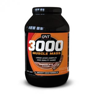 QNT - 3000 Muscle Mass 4,5Kg