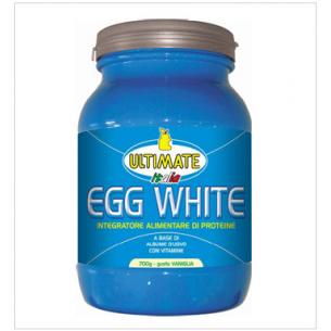 ULTIMATE ITALIA - Egg White - 750 gr