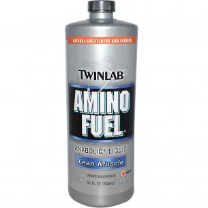TWINLAB - Amino Fuel Liquid  946 ml