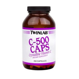 Twinlab - C-500  - 250 caps