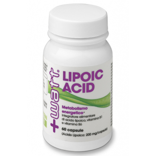 +WATT - Lipoic Acid strong formula   60 cps