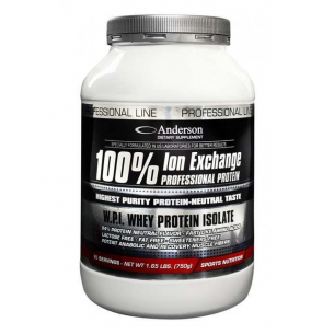 ANDERSON - 100% Ion Exchange Professional Protein - 2,5 kg