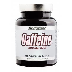 ANDERSON - Caffeine 100 cpr