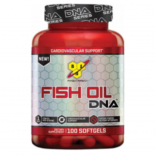 BSN  DNA Fish Oil  100 softgel