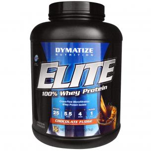 DYMATIZE  Elite 100% Whey Protein  2,270 kg