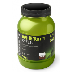 +WATT - Wheyghty Protein 750g