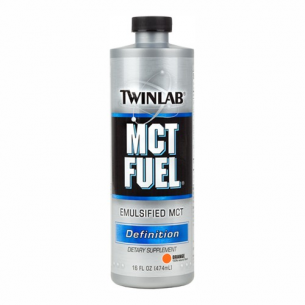 TWINLAB  MCT Fuel Liquid