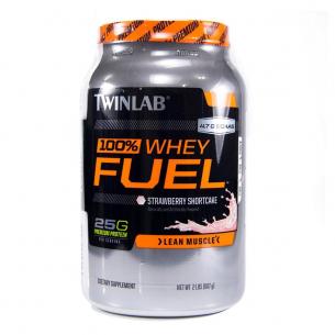 TWINLAB  100% Whey protein Fuel  900 g