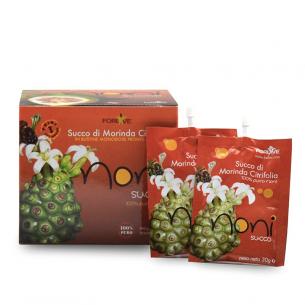 FORLIVE  Noni Succo di morinda citrifolia  28 buste da 30 ml