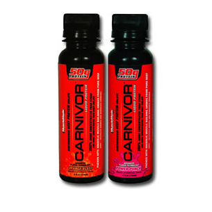 MUSCLEMEDS - Carnivor liquid shot - 12 bottigliette da 118 ml