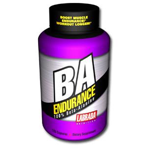 LABRADA - BA Endurance 120 cps