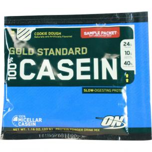OPTIMUM  100% Casein  24 buste da 33 g