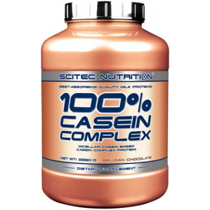 SCITEC  100% Casein Complex 2,350 kg