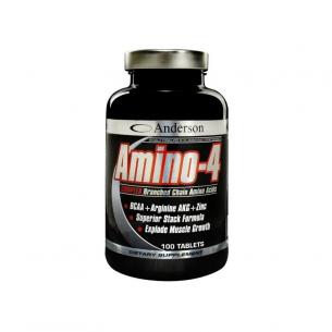 ANDERSON  Amino 4 complex  100 cpr