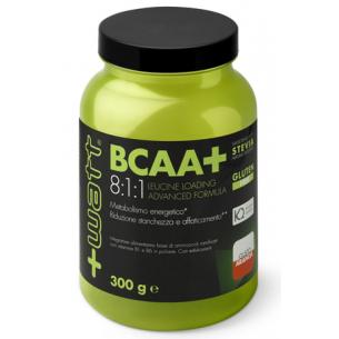 +WATT - BCAA+ 8:1:1 Polvere 300 gr