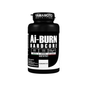 YAMAMOTO Ai Burn Hardcore 120 compresse
