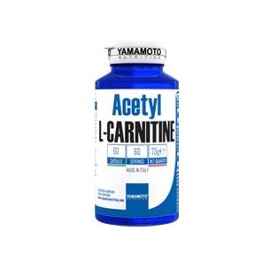 YAMAMOTO Acetyl L-Carnitine 60 caps