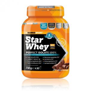 NAMEDSPORT Star Whey ISOLATE 100% Sublime Chocolate 750g