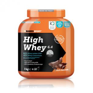 NAMEDSPORT HIGH WHEY Dark Chocolate 1kg