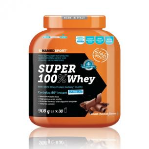 NAMEDSPORT SUPER 100% WHEY Smooth Chocolate 908g