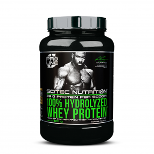 PROLINE 100% HYDROLYZED WHEY PROTEIN 28g