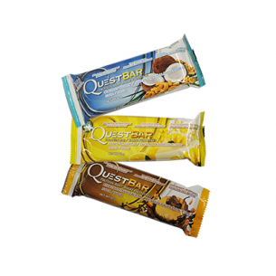 QUEST NUTRITION - Quest Bar - 12 barrette da 60 g
