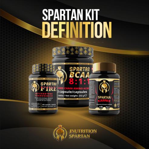 JNUTRITION Spartan Kit Definition